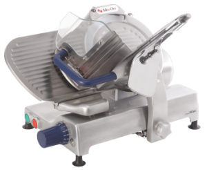 Gravity slicer for cured meat 310p2 and cheese 310p2T Ma-Ga