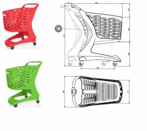 Rabtrolley shopping cart