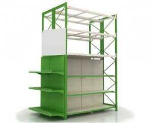 Racks for Hudson stores and warehouses